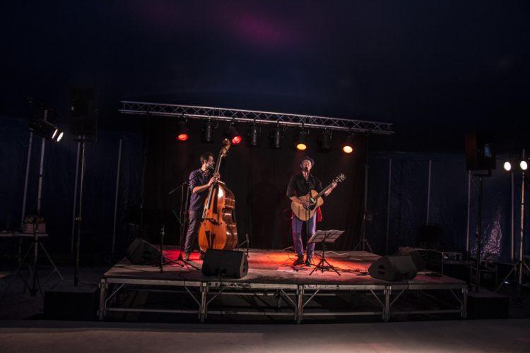 Sur la scène à Luisant / On stage at Luisant