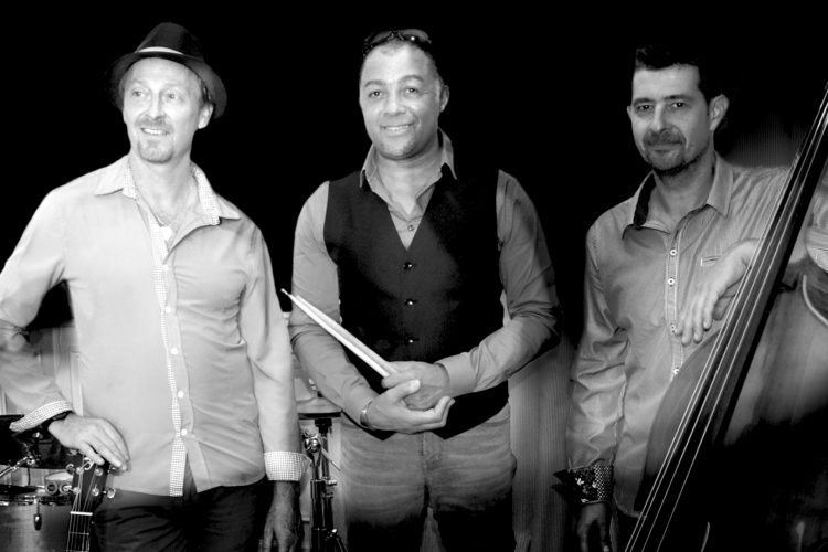 The Jas Walker Band